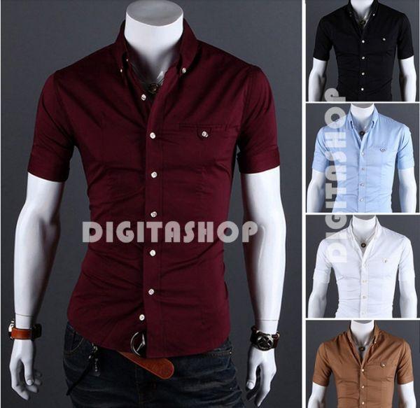 Camisa Social Slim Fit Importada Mc2 Frete Grátis!!!! - DIGITASHOP 44f8c16e4c7ec